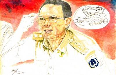 Ahok dan berhitung by Tb Arief Z