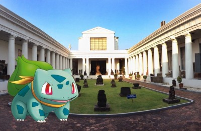 Pokémon GO adventure Jakarta
