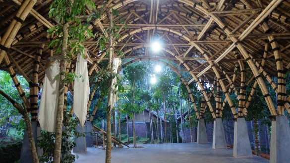 The Bamboo House