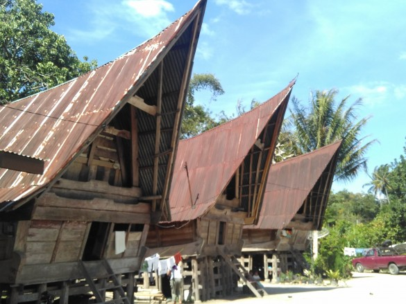The Batak Traditional House