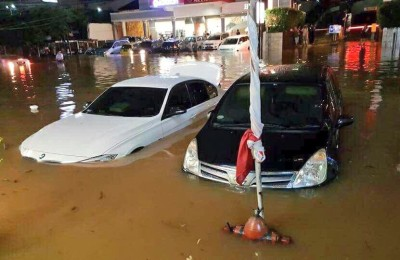 Kemang-flood