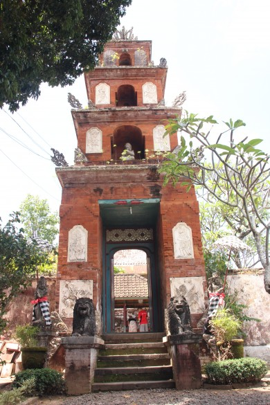 Entrance to Puri Agung Karangasem