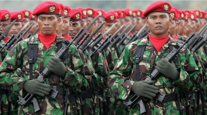 indonesia-military