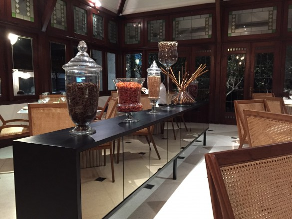 Nusa Gastronomy's Dining Room