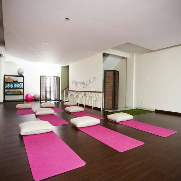 The Prenatal Yoga Studio at Nujuh Bulan