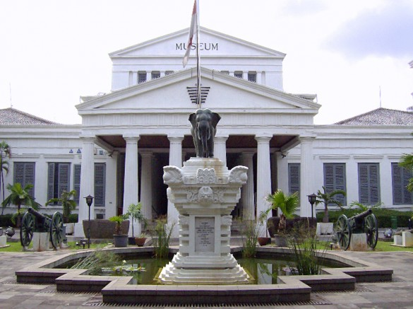 The National Museum | Photo by Wikimedia