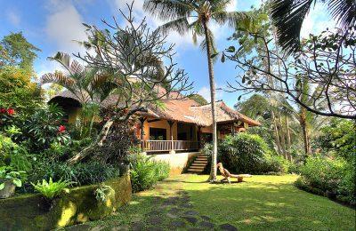 Villa Alamanda's Tropical Garden