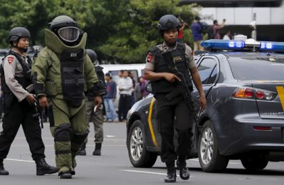 indonesia-police