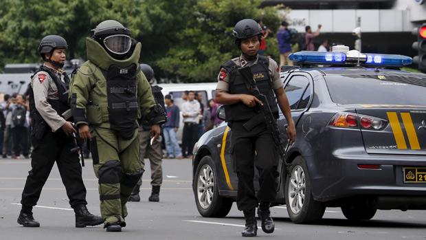 indonesia-police
