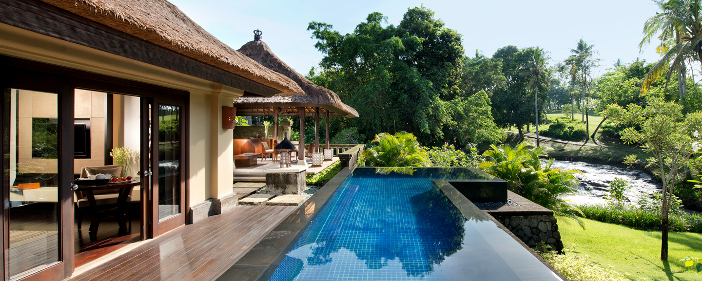 Top five holiday retreats in bali indonesia expat for Bali resorts
