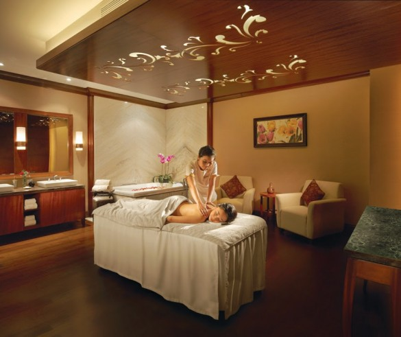 CHI, The Spa at Shangri-La Hotel