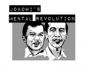 Jokowi Mental Revolution