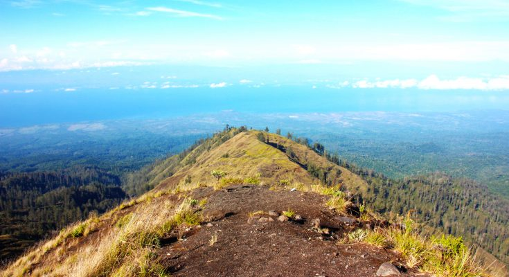 Teluk Saleh from Tambora Summit by Grace Susetyo