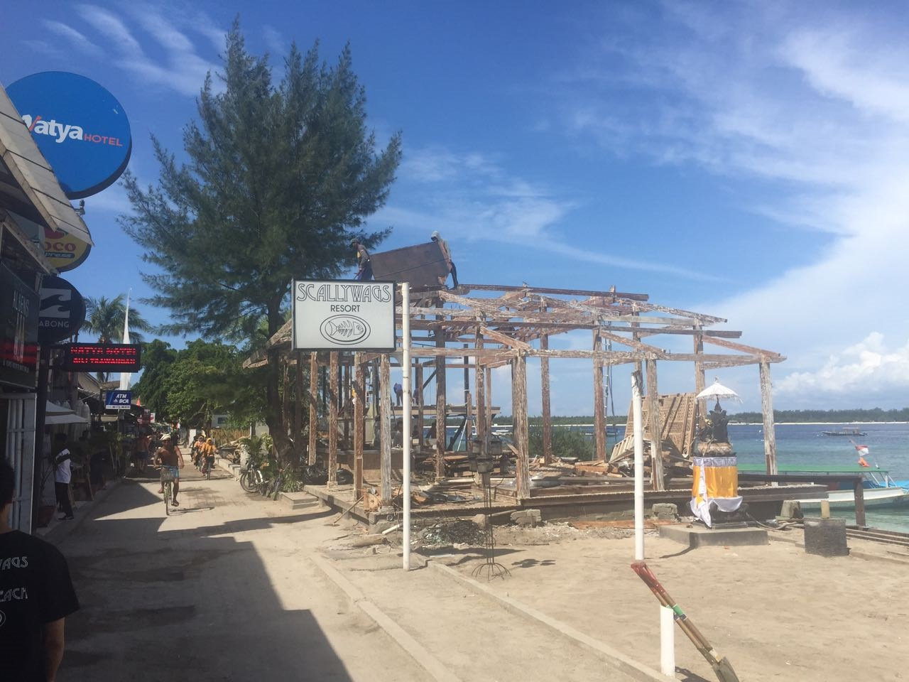 Gili-trawangan-demolition