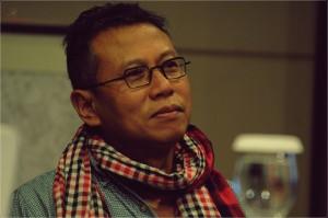 Nirwan Dewanto | Photo by Komunitas Salihara