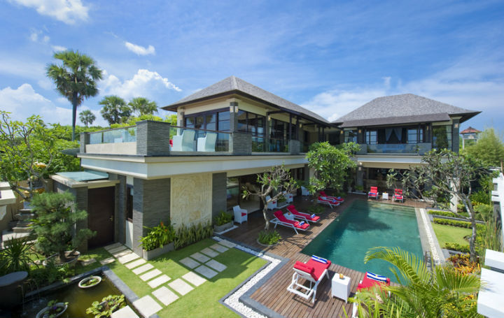 Indonesian Luxurious Home