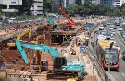 MRT Jakarta Project Property Tax