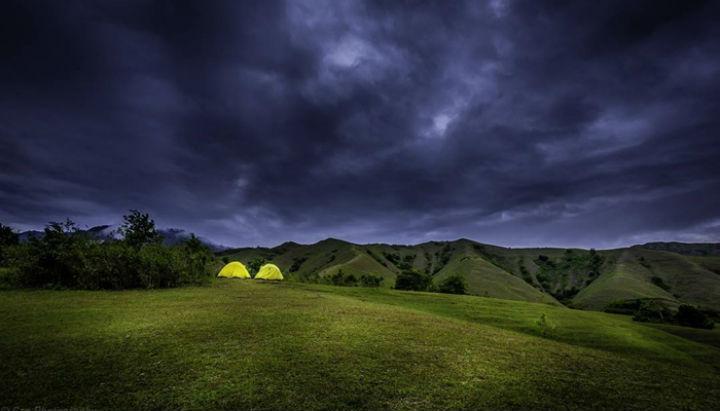 Night Camp in Bukit Ollon