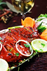 Tandoori Pompret | Photo Courtesy of The Royal Jakarta