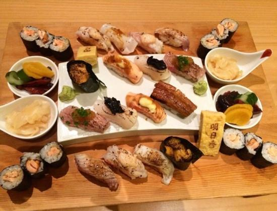 Asuka Sushi | Photo Courtesy of TripAdvisor