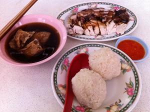 Hainam Chicken Rice | Photo by TheSmartLocal