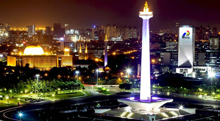 Indonesia Capital City