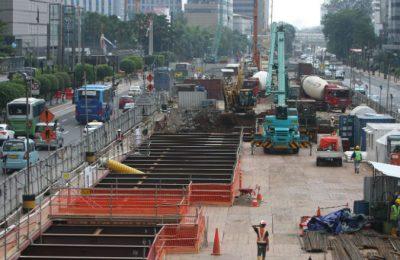 Jakarta MRT Project