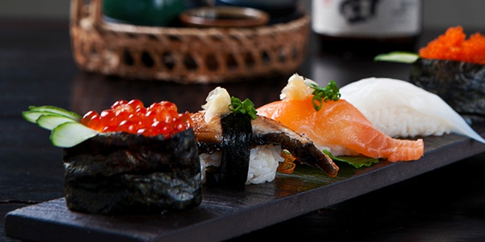 KAJIN sushi | Photo courtesy of Chope