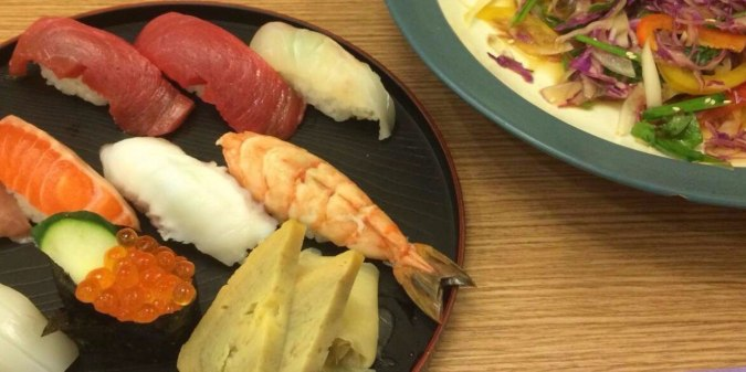 Kaihomaru sushi | Photo courtesy of Zomato