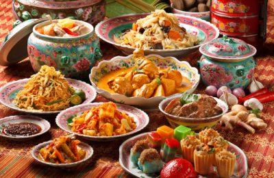 Malaysian Peranakan Cuisine Image via Lipstiq