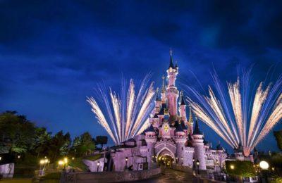 Night Disneyland