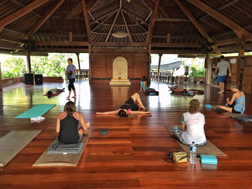 10 Rejuvenating Yoga Retreats In Bali