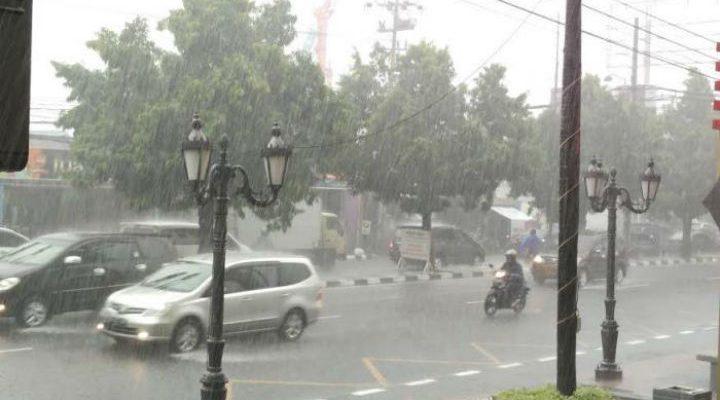 Raining Bandung