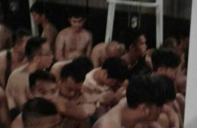 Merdeka - kelapa gading bath house 144 arrests