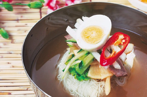 Mul Naengmyeon | Photo Courtesy of Flickr