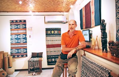 Indonesia Expat - Issue 191 - William Ingram co-founder of Threads of Life by Grace Susetyo