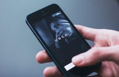 uber app online transport