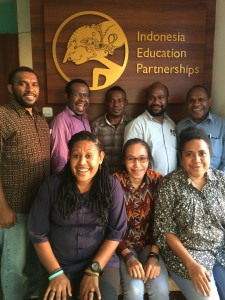 Papua graduate students and teachers going for skill upgrading to New Zealand. | Photo courtesy of IEP