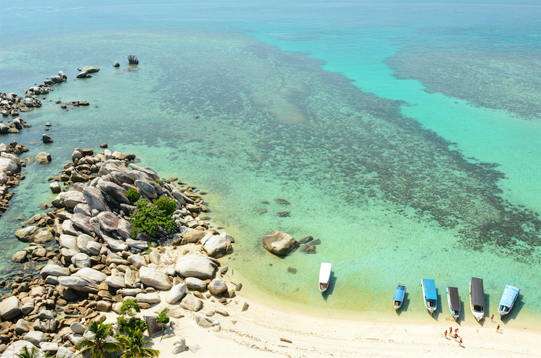 Belitung Island | Photo Courtesy of Wikimedia Commons