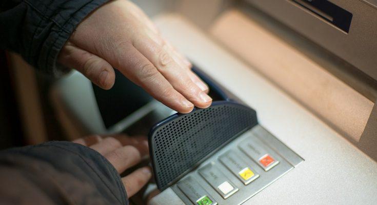 Capital Bank Assets Security Atm Money Scam
