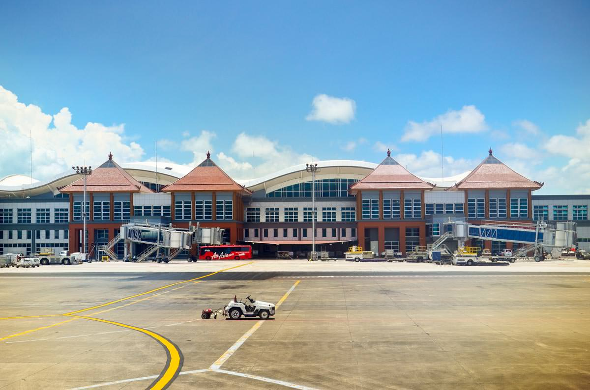 Aeroporto Denpasar : Two indonesian airports won awards for service quality