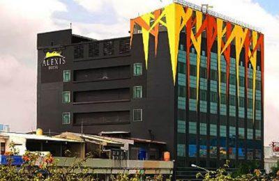 Alexis Hotel building