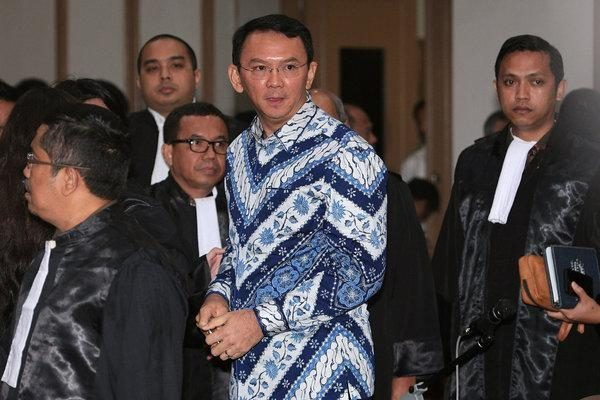Ahok to refuse parole and serve out prison sentence indonesia expat stopboris Gallery