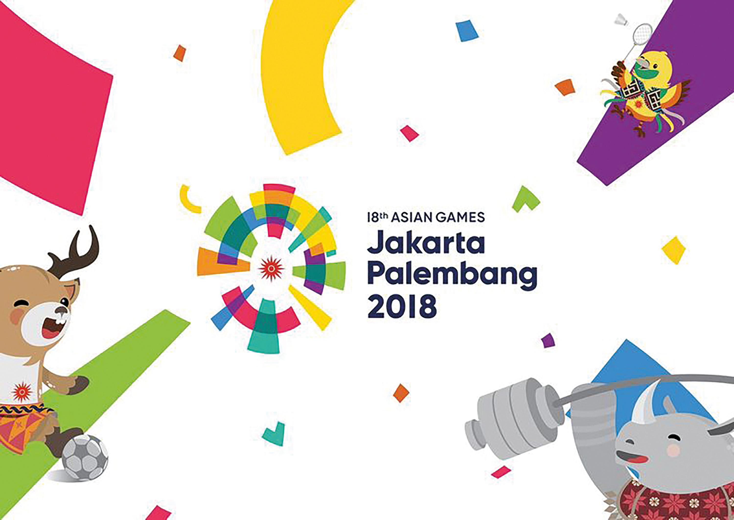 asian games 2018 - Asian Games 2018 Events List