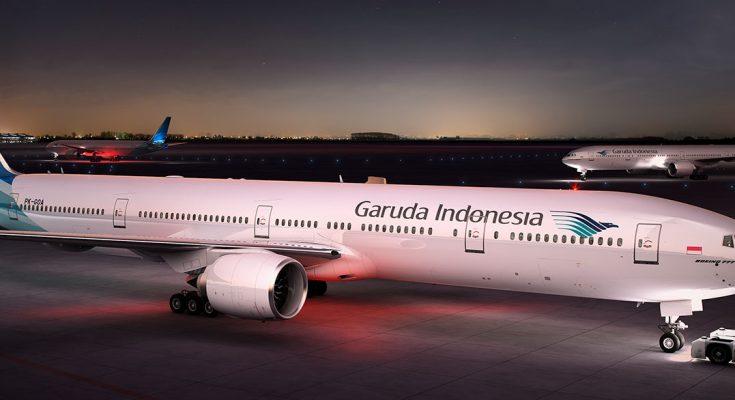 Mantappp, Garuda Indonesia Terpilih Jadi Maskapai Paling On Time di Asia Tenggara
