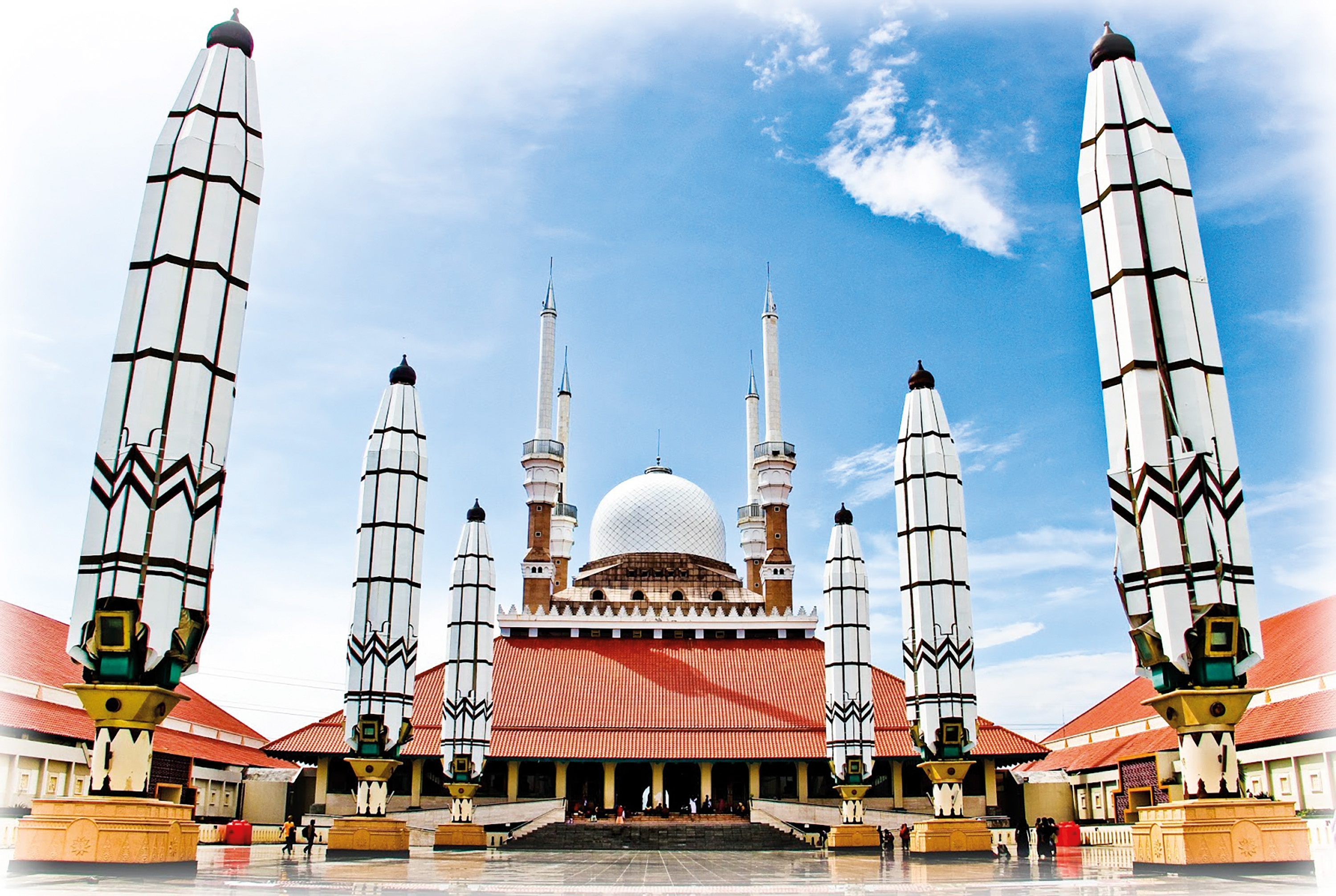 Top 10 Mosques In Indonesia Indonesia Expat