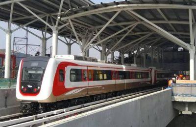 LRT ticket fare
