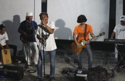 Prison music festival