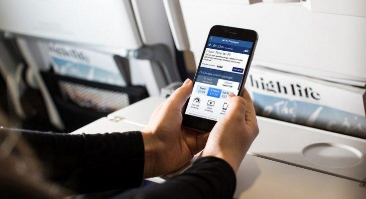 Free Wifi on flights