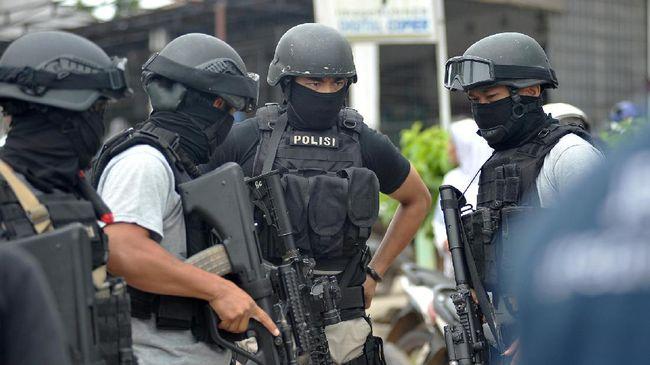 Suspects Makassar Bombing